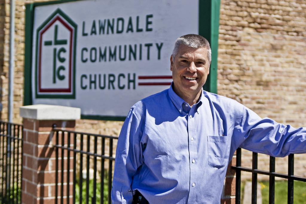 Wayne L Gordon Is Founding Pastor Of Lawndale Community Church